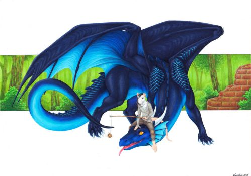 How To Train Your Dragon by Vorndess