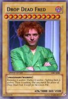 Drop Dead Fred card by Starburst27