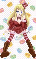 chocolat noucome by daronzo83