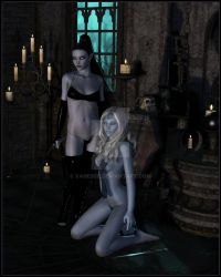 Nyte and Dark by Vanesse