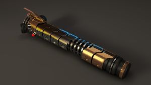 New Lightsaber by danestor