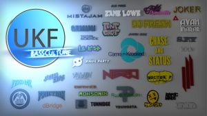 UKF Bass Culture Wallpaper by jonnysonny