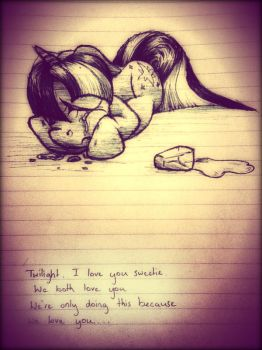 When I feel sad... by 11meister