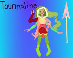 Tourmaline by pinkiecitrine