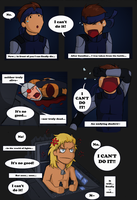 MGS1 - 'It's No Good--' by JadeRaven93