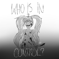 Hatsune Miku: Who is in control? by MikaMilaCat