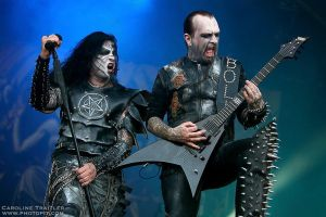 Dimmu Borgir at Hellfest III by CaroFiresoul