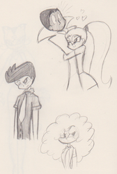 Random Parody Sketches 1 by LaCatrinita