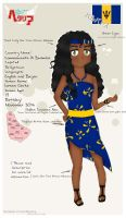 Barbados Reference Sheet by xicystarzx