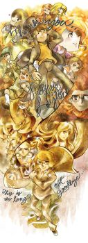 A Laytonesque Year: 2015 by MagicianCelemis