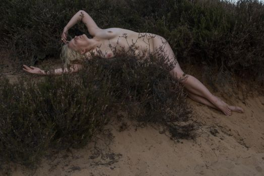 Nude art Stock by Miss-REdreaming