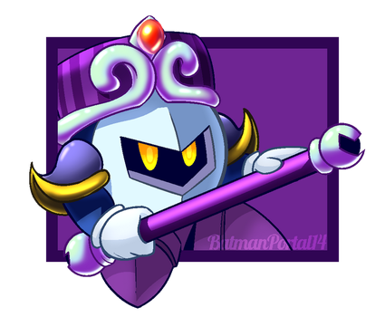 Staff Meta Knight by BatmanPortal14