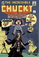 The Incredible Chucky issue 1 by DougSQ