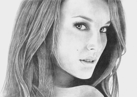 Natalie Portman by ylorish