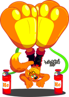 Helium Paw Pump by Marquis2007