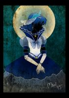 .eternal princess sailor mercury by mimiclothing