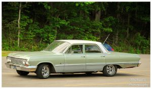 A 1963 Chevy Impala by TheMan268