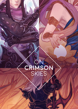 FFXIV - On Crimson Skies Preview by faithom