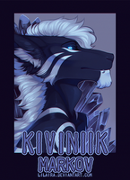 CRYSTAL BADGE FOR Lord-Kiviniik by LiLaiRa