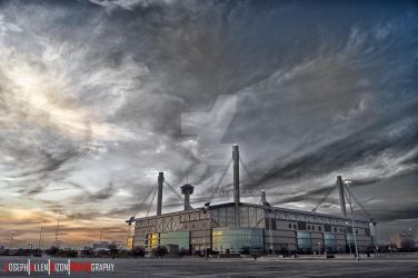 The Alamodome by enob-x