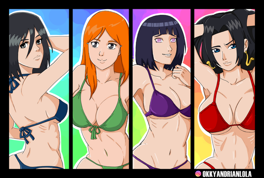 Choose your WIFU ! by Okky-RightBrain