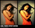 Cool photo effect action by Numizmat
