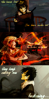 Nothing Left To Say - Heroes of Olympus by viria13