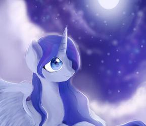 Lunar Luna by whiskyice