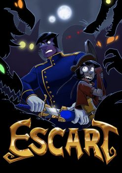 Escart: Cover #1 by OwlyGem