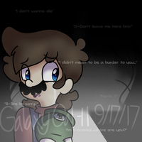 (SMB thing)Forest of Regrets by GalaxyGal-11