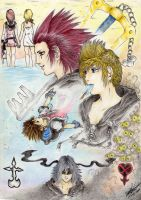 Friendship is always with you by X-Seion-X