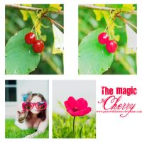 TheMagicCherry Action. by PartyWithTheStars