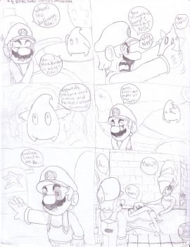 Super Mario Galaxy Comic 8 by StarWolf597