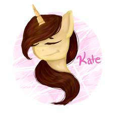 [Art Trade] Kate by cooler94961