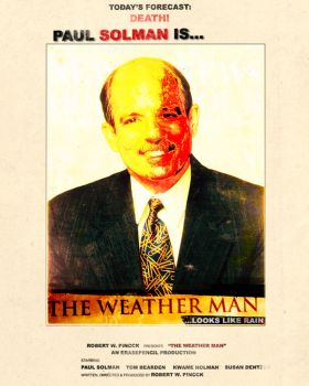 The Weather Man by organ-grinder
