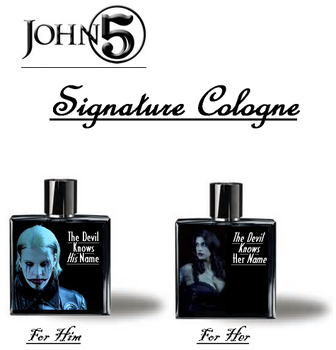 J5 Signature Cologne by HeroVictimVillain