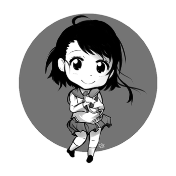 Onodera Kosaki by The-Empty-Sky