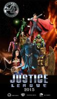 Justice League by ChopArt2012