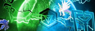 Ingress wars by Domnitro