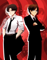 Suits by harumishi