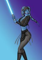 Aayla by forcecrush