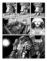 DON'T MISS ANGELA DELLA MORTE in space!!! by STONEBOT