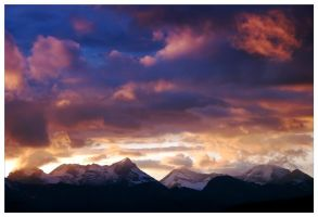 Magestic Mountains by morpheusredux