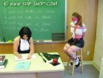 What Happens When You Talk In Class by subshopautumn