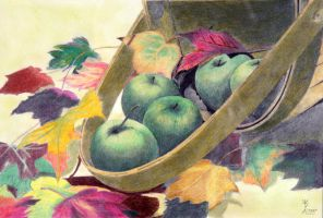 apples by birographic