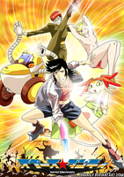 Space Dandy Gender bender by JeyHaily