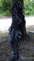 Skyrim Nightingale Armor Part 2 by Epic-Leather