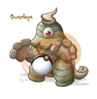 Fanart - Pokemon Dusclops