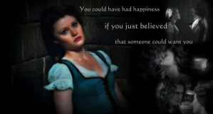 Rumpelle - If you just believed . . . by HarmonyB2011