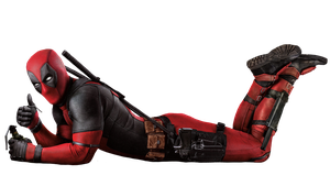 Deadpool PNG #5 by Anna-x-Anarchy